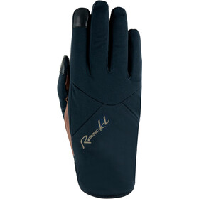 Roeckl Kochel Gants Windproof, black/brown